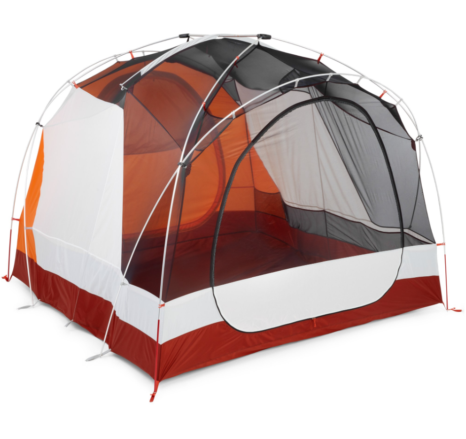best 4 person backpacking tent