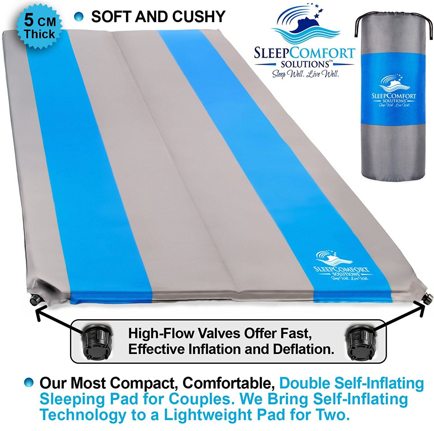 best self inflating sleeping pad
