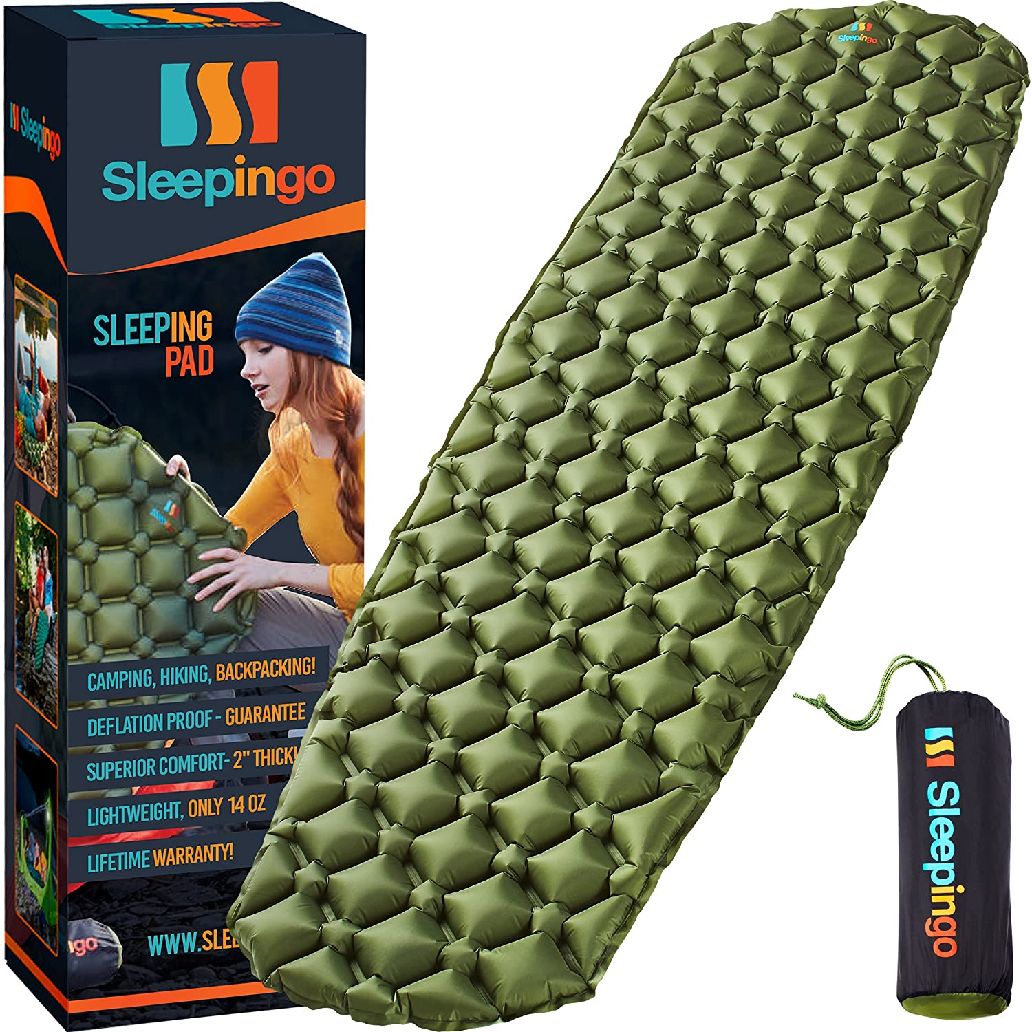 best ultralight sleeping pad