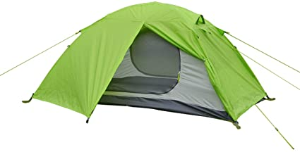 cheap backpacking tent