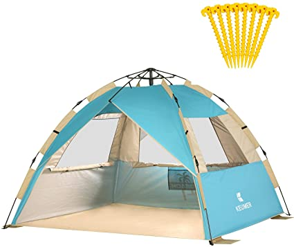 dome beach tent