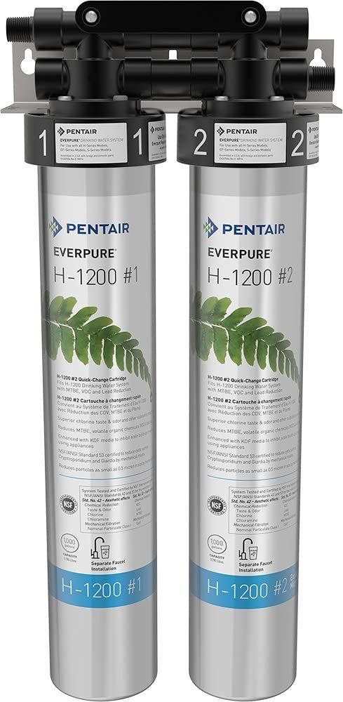 everpure water filtration system