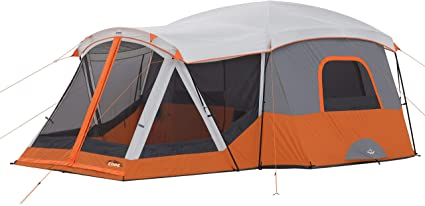 family cabin tent