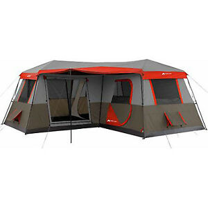 family size camping tents