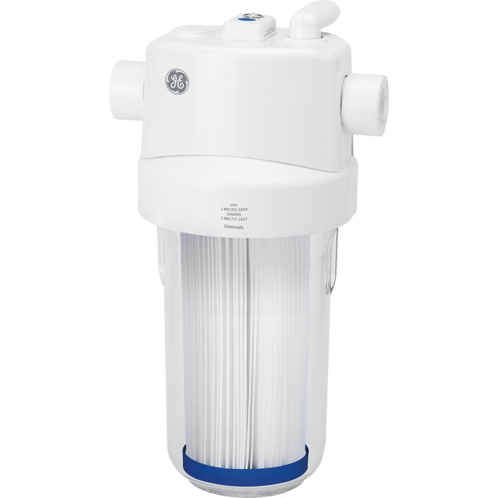 ge water filtration system