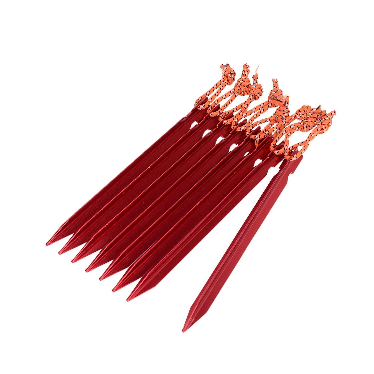 lightweight tent stakes