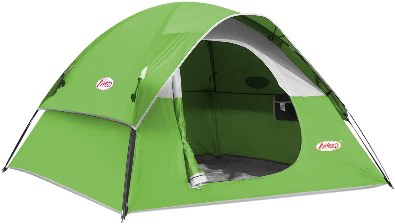 small backpacking tent